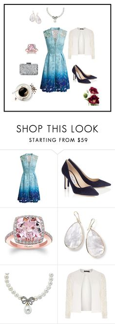 """""""Classy"""" by jesica-d-psc on Polyvore featuring Elie Tahari, Ippolita, Lord & Taylor, Dorothy Perkins and Oscar de la Renta"""