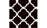 like this pattern  Large Quatrefoil