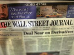 Now the Wall Street Journal Is Publishing Stories on Snapchat, Too