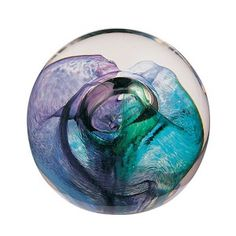 Green - Mooncrystal - Moon Crystals - Unlimited Editions - Paperweights | Caithness Glass Paperweights
