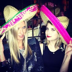 Celebrating Cinco de Mayo with @Emma Zangs Roberts