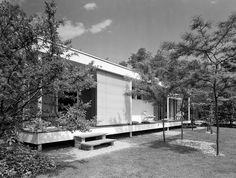 Mary Griggs and Jackson Burke House (1961), The Architects Collaborative