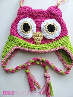 Continuing to feed my owl obsession via Joslyn.  This is too cute!