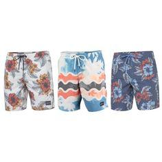 De @oneill1952 Paradise Shorts voor heren is de perfecte #zwembroek voor mannen die van toffe prints houden.