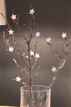 Des étoiles sur une branche by batjas88
