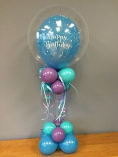 Customizable balloon decorations - decor for any age birthday party celebration Northwest Indiana Balloons, Characters, Face Painters, Centerpieces, Event Decor Balloon Crafts, Birthday Balloon Decorations, Balloon Gift, Birthday Balloons, Bubble Balloons, Helium Balloons, Latex Balloons, Balloon Tower, Balloon Columns