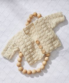 Free pattern! Sweet Shell Cardigan pattern by Sara Kay Hartmann
