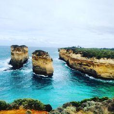 #Australie #Australia #greatoceanroad #travel #roadtrip #landscape #wonderful #apostles #12apostles #Victoria #love #beach #sea #seaside #adventure #discover #traveller #amazing #Xperia #android #rock  Enjoy this picture of twelve apostles along the great ocean road by monsieur_vinzz http://ift.tt/1ijk11S