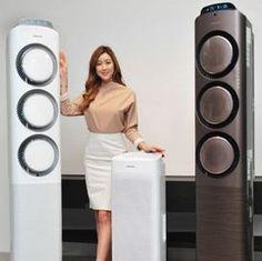 삼성전자, 2015년형 에어컨 공기청정기 출시