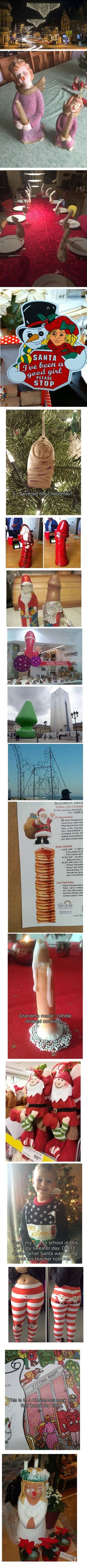 19 Epic Christmas Design Fails That Make The Season Extremely Unforgettable