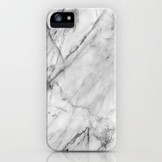 Carrara Marble iPhone Case 5S