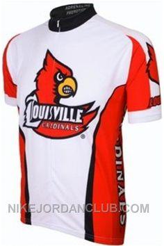 Ncaa Men s Adrenaline Promotions Louisville Cardinals Cycling Jersey-X-Large c5d22b6c5
