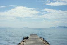 小豆島 / 吉野の波止場 / 絶景を探して。