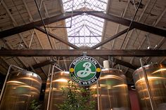 Brooklyn Brewery is delightful.
