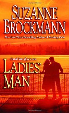 Ladies' Man by Suzanne Brockmann.
