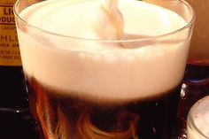 ... hot coffee cocktail. This is one 'Nutty Irishman' you'll want...