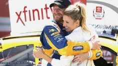 See Dale and Amy Earnhardt's picture-perfect wedding video Amy Earnhardt, Danielle Johnson, New Year Planning, Chase Elliott, Kevin Harvick, Danica Patrick, Tony Stewart, Jeff Gordon, Nascar Racing