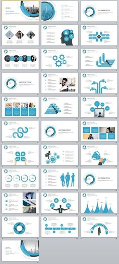 31+ blue creative annual report PowerPoint Presentations template Powerpoint Examples, Powerpoint Design Templates, Presentation Design Template, Booklet Design, Presentation Layout, Powerpoint Presentations, Brochure Design, Powerpoint Presentation Ideas, Powerpoint Animation
