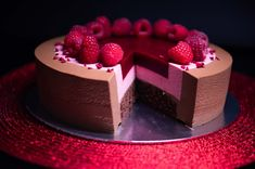 Mousse, Romanian Desserts, Weight Watchers Desserts, Cute Desserts, Something Sweet, Cheesecakes, Chocolate Cake, Cake Recipes, Sweet Tooth