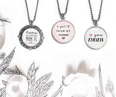 Collane con ciondoli personalizzabile con grafica e charms