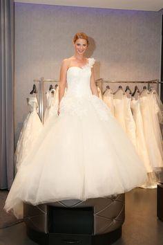 Wedding Wednesday - Vera Wang