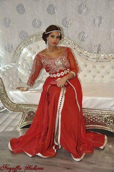 Caftans du Maroc.