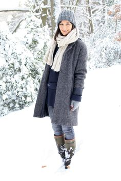 Perfect snow outfit!