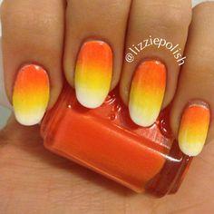 halloween  by lizziepolish  #nail #nails #nailart