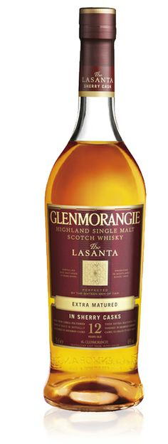 Glenmorangie Single Malt Whiskey