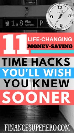 Looking to save time and save money? They go together! Our tips will give you the routines you need to save tons of time, reduce stress, and be happier.