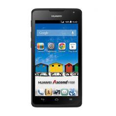 HUAWEI Ascend Y530 - noir - Smartphone + Carte mémoire microSDHC 16 Go - 128,32€
