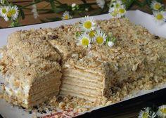 Торт из печенья без выпечки со сметаной Тортик будет собран за считанные…