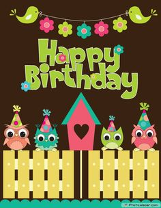 [Free & Unique] Happy Birthday Cards With Many Elements • Elsoar