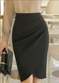 Fashion black skirt inspiration 55 Ideas for 2019 Black Women Fashion, Trendy Fashion, Womens Fashion, Classy Fashion, Romantic Style Fashion, Korean Fashion, Romantic Clothing, Romantic Look, Office Fashion
