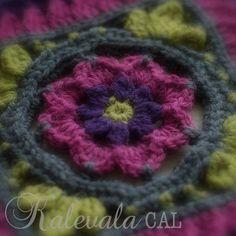 www.arteeni.fi/blog Crochet Squares, Hexagons, Blanket, Blog, Fabrics, Tejidos, Blankets, Crochet Blocks, Fabric
