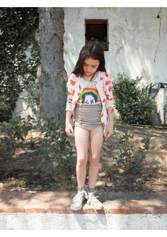 Sweatshirt zip lips - Bobo choses #kids #fashion