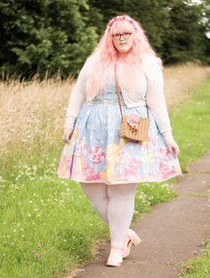 cupcakesloveme: wearing lolita    All I know (by Georgina Doull)