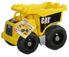 Megabloks CAT Large Vehicle Dump Truck, http://www.amazon.com/dp/B0050K0AAK/ref=cm_sw_r_pi_awd_x0Llsb0ANAB68
