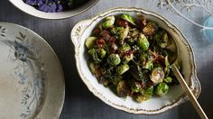Brussels Sprouts with Bacon, Balsamic & Lemon Recipe on Yummly. @yummly #recipe