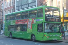 Nottingham City Transport - YN05 WFF