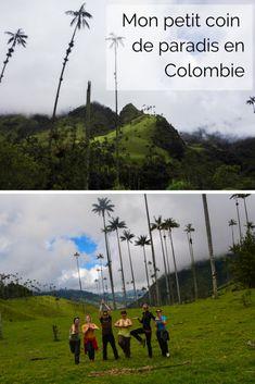 Mon petit coin de paradis en Colombie est à Salento, dans la zona cafetera, là où poussent des palmiers géants et du café délicieux.