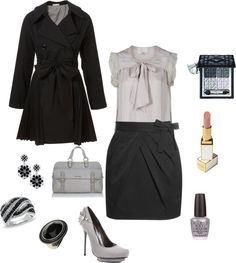 """ejecutiva"" by shivatam on Polyvore"