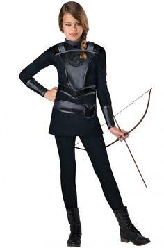 Warrior Huntress Tween Costume #Halloween #costumes