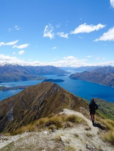 Top Ten Hikes on New Zealand's South Island • spinthewindrose.com • Click…