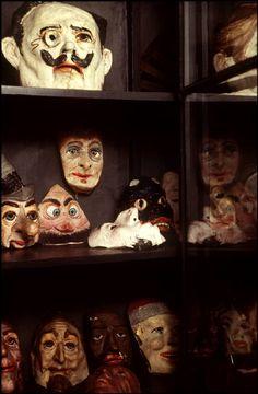James Ensor masks
