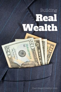 Building real wealth in your twenties involves getting out of debt, having a positive net worth, investing, automating money, and not stopping hustling.
