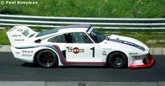 Jacky Ickx / Jochen Mass - Porsche 935/77 [005] - Martini Racing - ADAC 1000Km Rennen Nürburgring - 1977 World Championship for Makes, round 4 - © Paul Kooyman