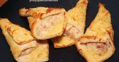 Esos cornetes hechos con pan de molde se pueden servir como entrante o aperitivo y, además, puedes comerlos fríos o calientes. ¡Tú decides!