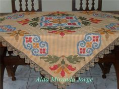 ,, Chicken Scratch, Crochet Stitches, Bohemian Rug, Diy And Crafts, Projects To Try, Cross Stitch, Embroidery, Rugs, Sewing