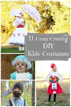 Put the days of cookie-cutter costumes far behind you and your family. You're better than that and so are your kids. Whether it's Halloween, a costume party, or just any old excuse to dress up, why not have a stellar costume lined up that'll really turn some heads? Forget the same old boring store-bought costumes: check out these DIY creative costume ideas on eBay that your kids will absolutely adore.
